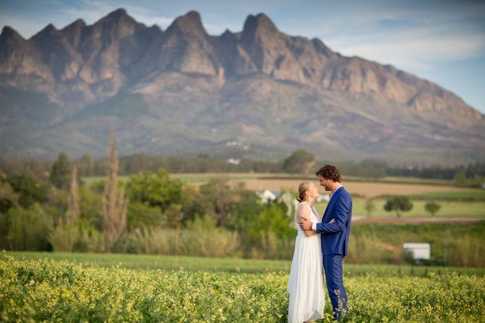 Waarom niet trouwen in de wijnvelden?
